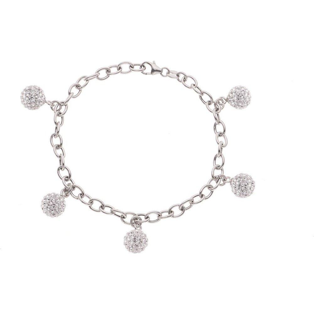Bracelet argent ANISSA - LOVA - LOLA VAN DER KEEN - Modalova