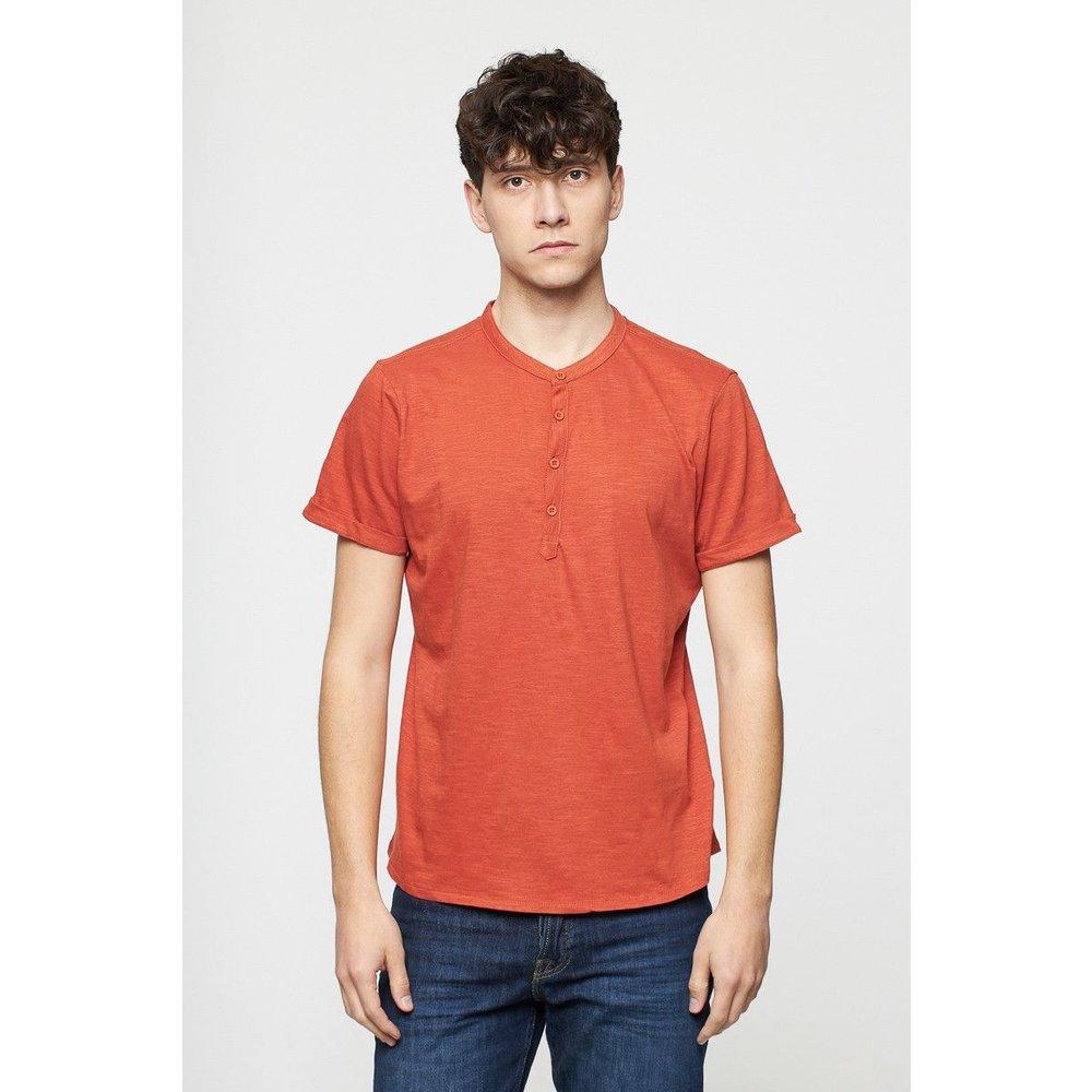 T-shirt col boutonné - BEST MOUNTAIN - Modalova