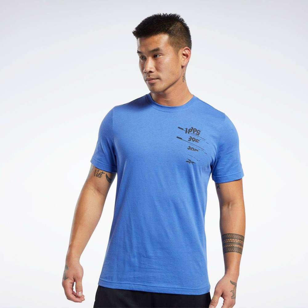 T-shirt imprimé - REEBOK SPORT - Modalova