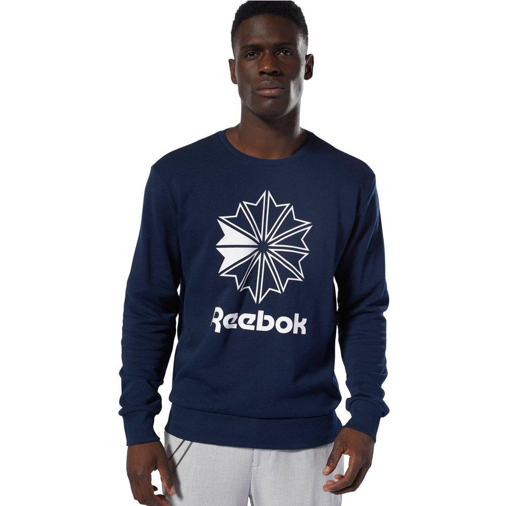 Sweat-shirt Classics French Terry Big Iconic - Reebok Classics - Modalova