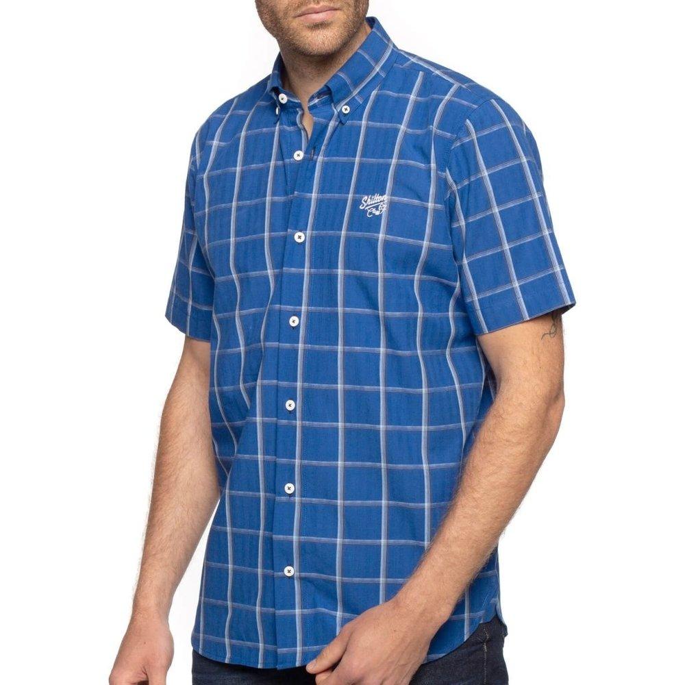 Chemise à carreaux 67 - SHILTON - Modalova