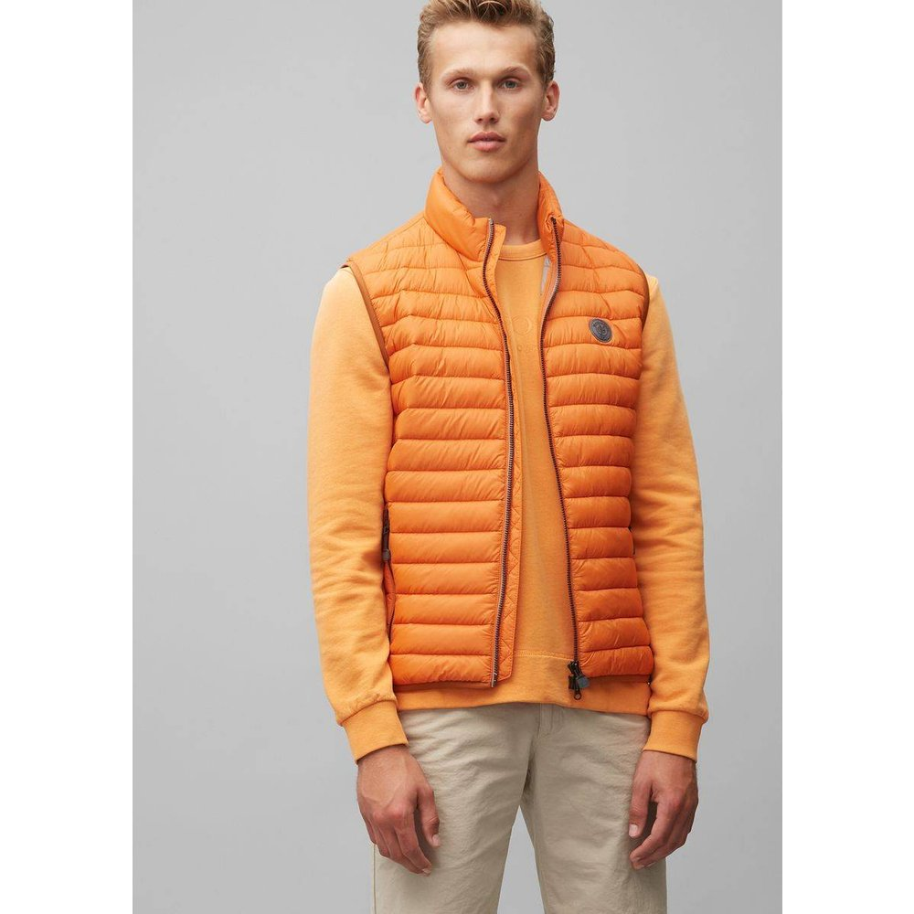 Gilet matelassé Rembourrage Slow Down - No Down - Marc O'Polo - Modalova