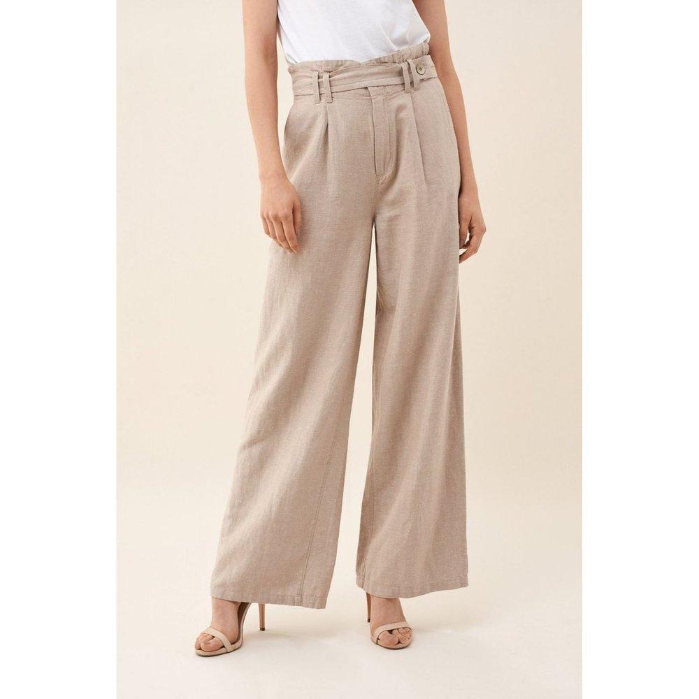Pantalon chino Flare JULIA - Salsa - Modalova