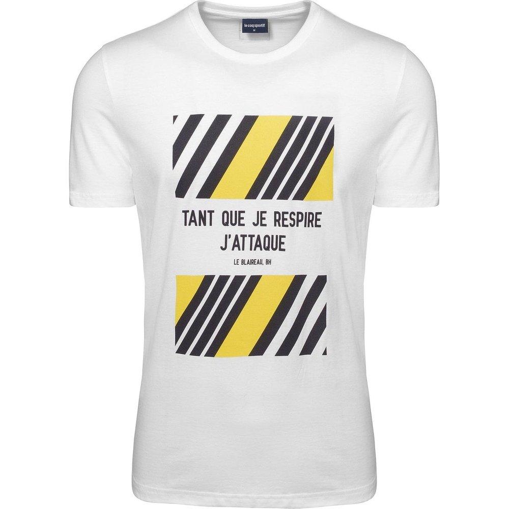 T-shirt TOUR DE FRANCE - Le Coq Sportif - Modalova
