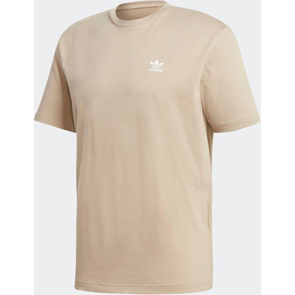 T-shirt Trefoil Boxy with Front and Back Print - adidas Originals - Modalova