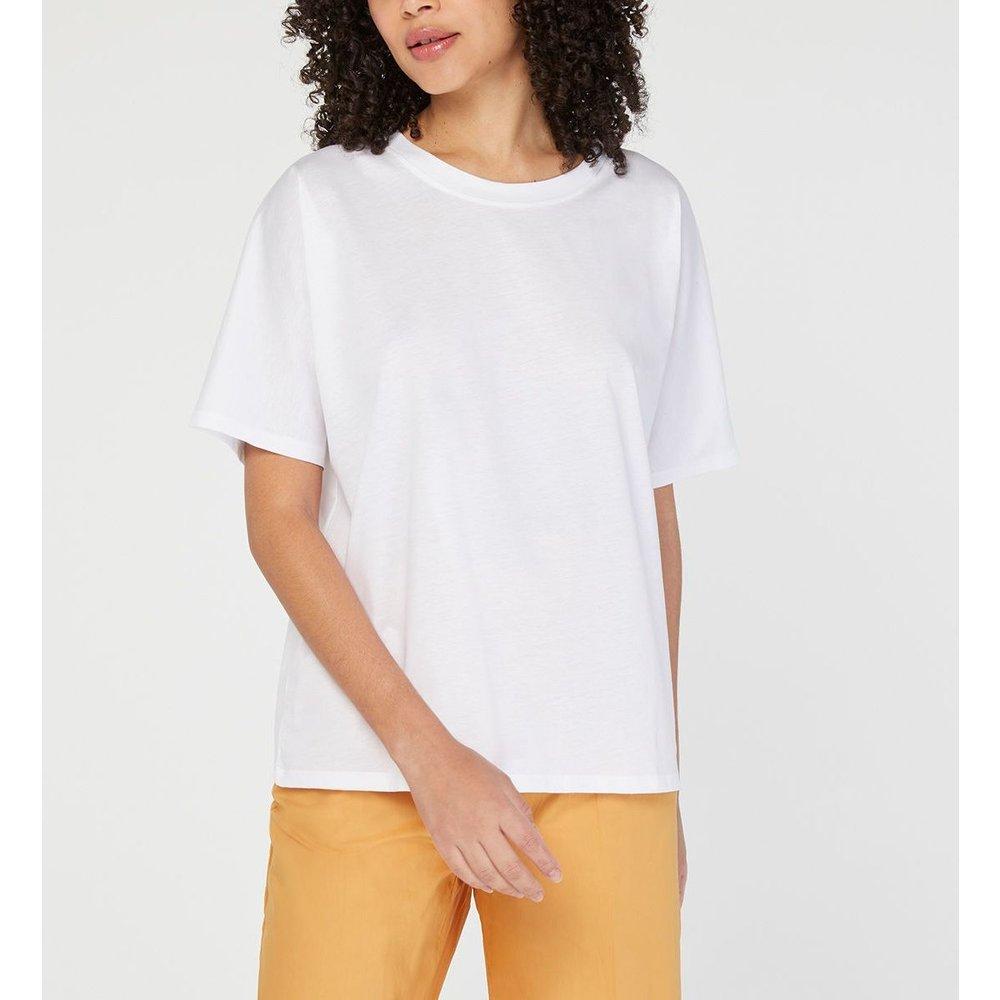 T-shirt Djimmy Droit Coton - GALERIES LAFAYETTE - Modalova