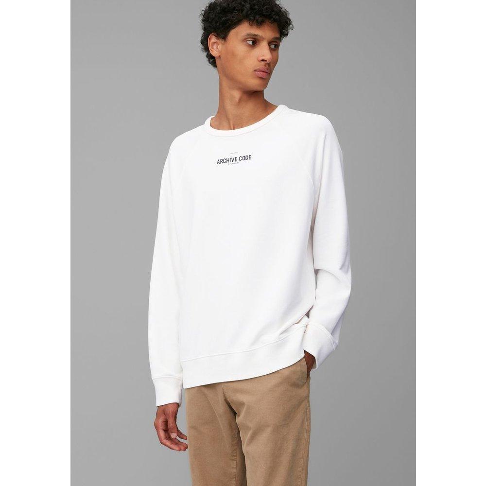 Sweat-shirt en coton biologique - Marc O'Polo - Modalova
