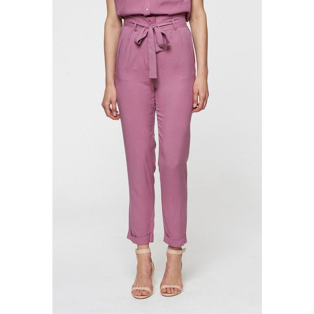 Pantalon avec ceinture - BEST MOUNTAIN - Modalova