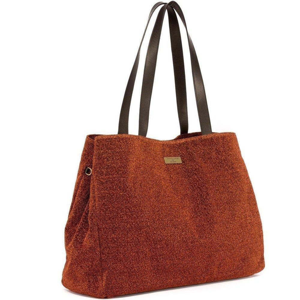 Grand sac cabas Fil textile Week-end - MAISON LUREX - Modalova