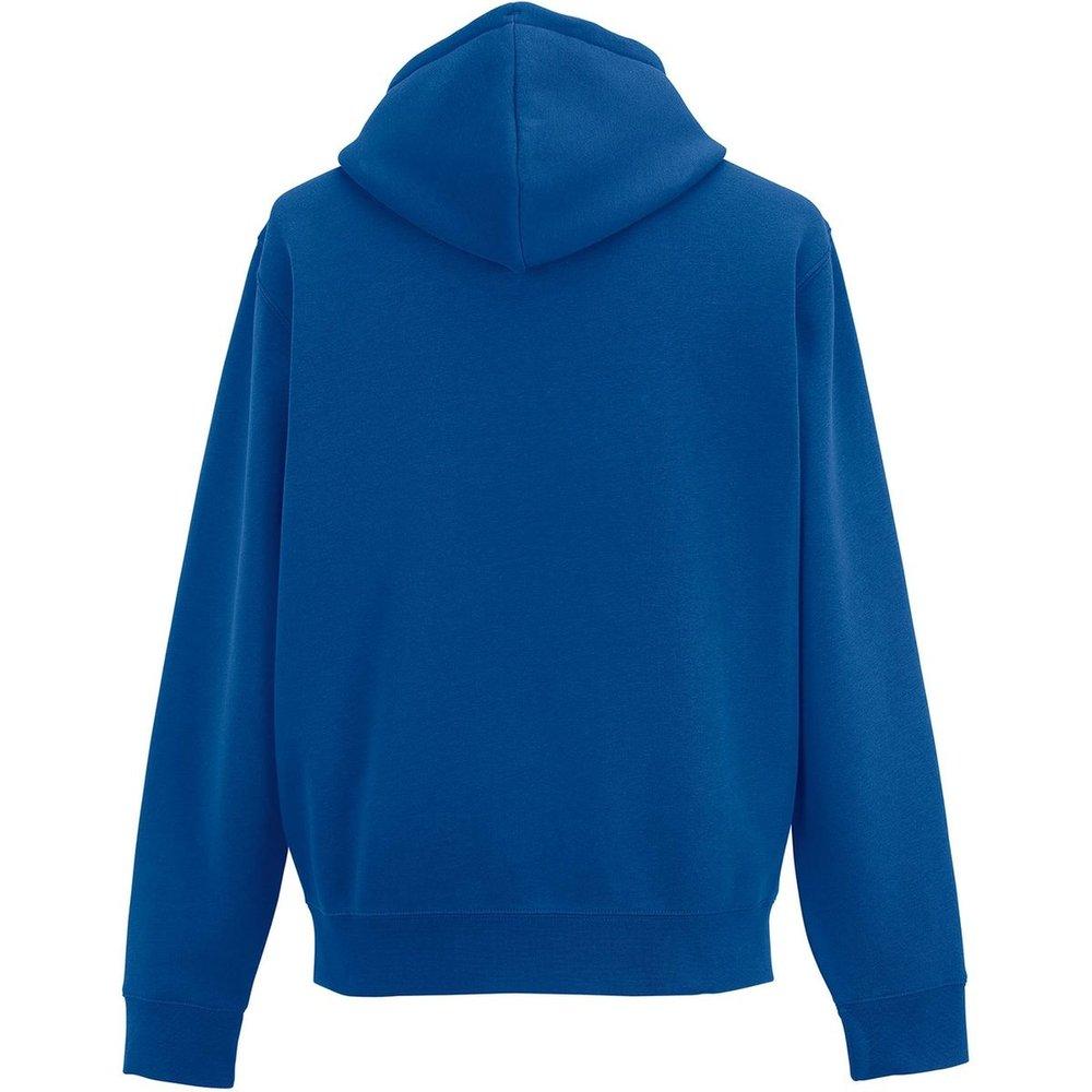 Sweat-shirt zippé capuche - Russell - Modalova