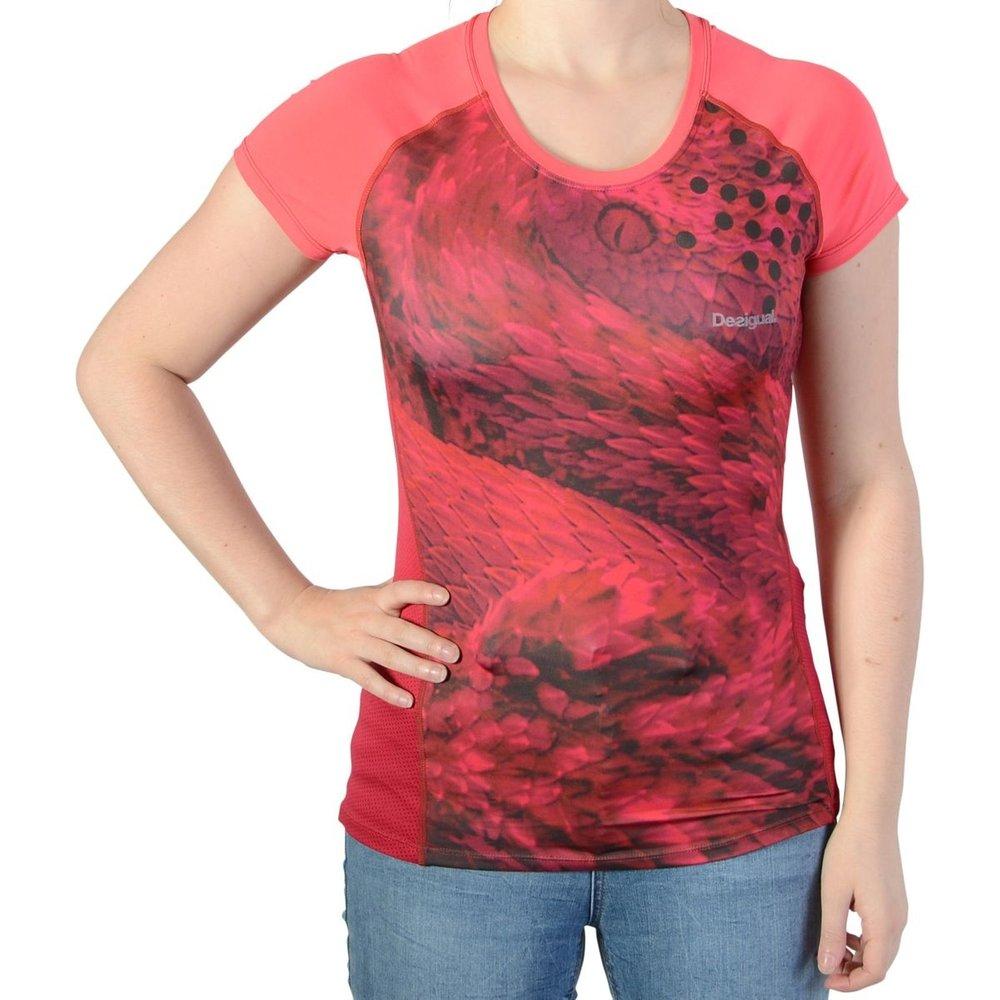 Tee Shirt Purpura - Desigual - Modalova