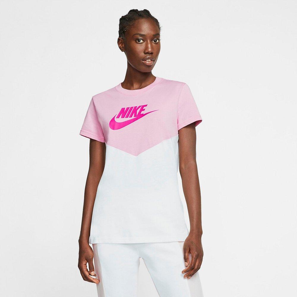 T-shirt manches courtes col rond - Nike - Modalova