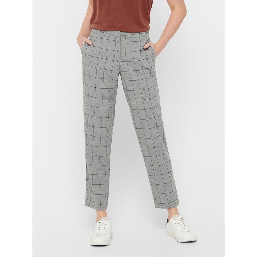 Pantalon Carreaux - Only - Modalova