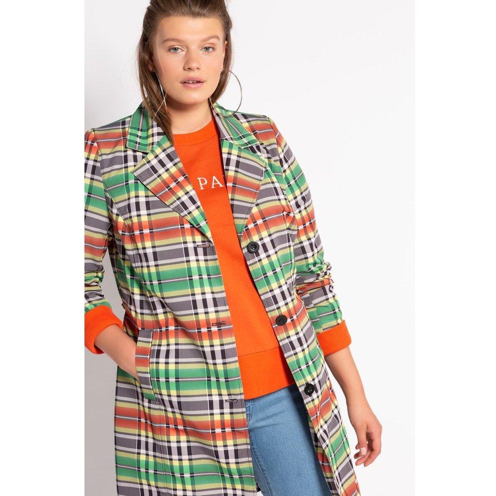 Manteau à carreaux - STUDIO UNTOLD - Modalova