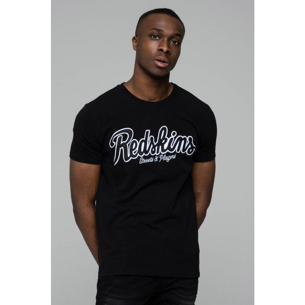 T-shirt col rond PLAYERS CALDER - REDSKINS - Modalova