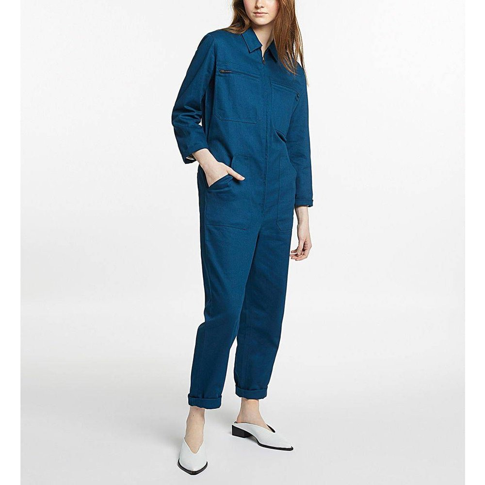 Combinaison Pantalon Pompiste Coton - GALERIES LAFAYETTE - Modalova