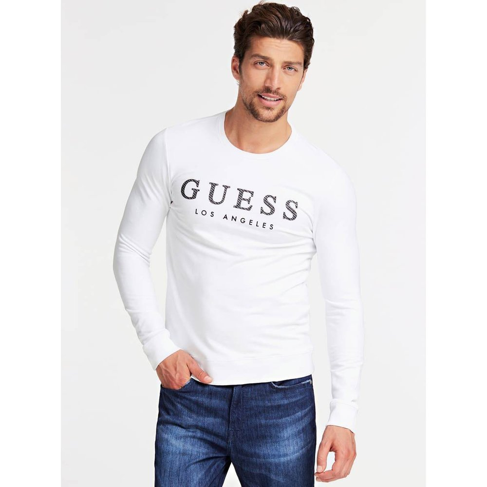 Sweat-Shirt Logo Frontal - Guess - Modalova
