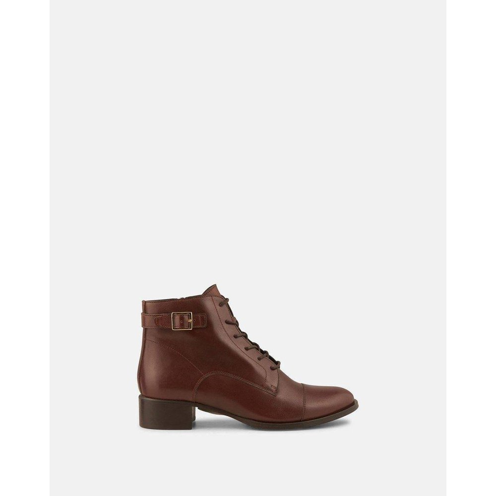 Boots cuir ROXANINE - MINELLI - Modalova
