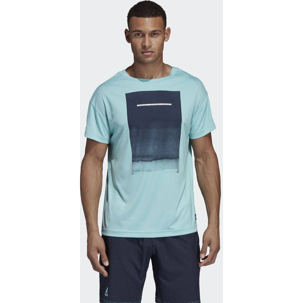 T-shirt Parley Graphic - adidas performance - Modalova