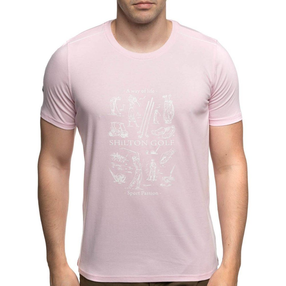 T-shirt golf manches courtes EQUIPEMENT - SHILTON - Modalova