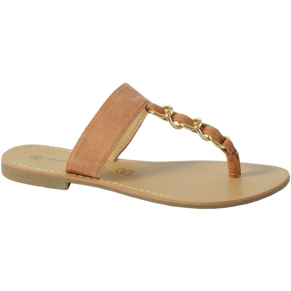 Sandale Mule TDF4104 - THE DIVINE FACTORY - Modalova