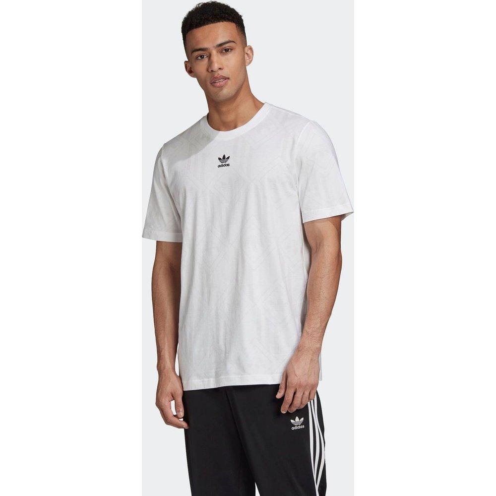 T-shirt Monogram - adidas Originals - Modalova