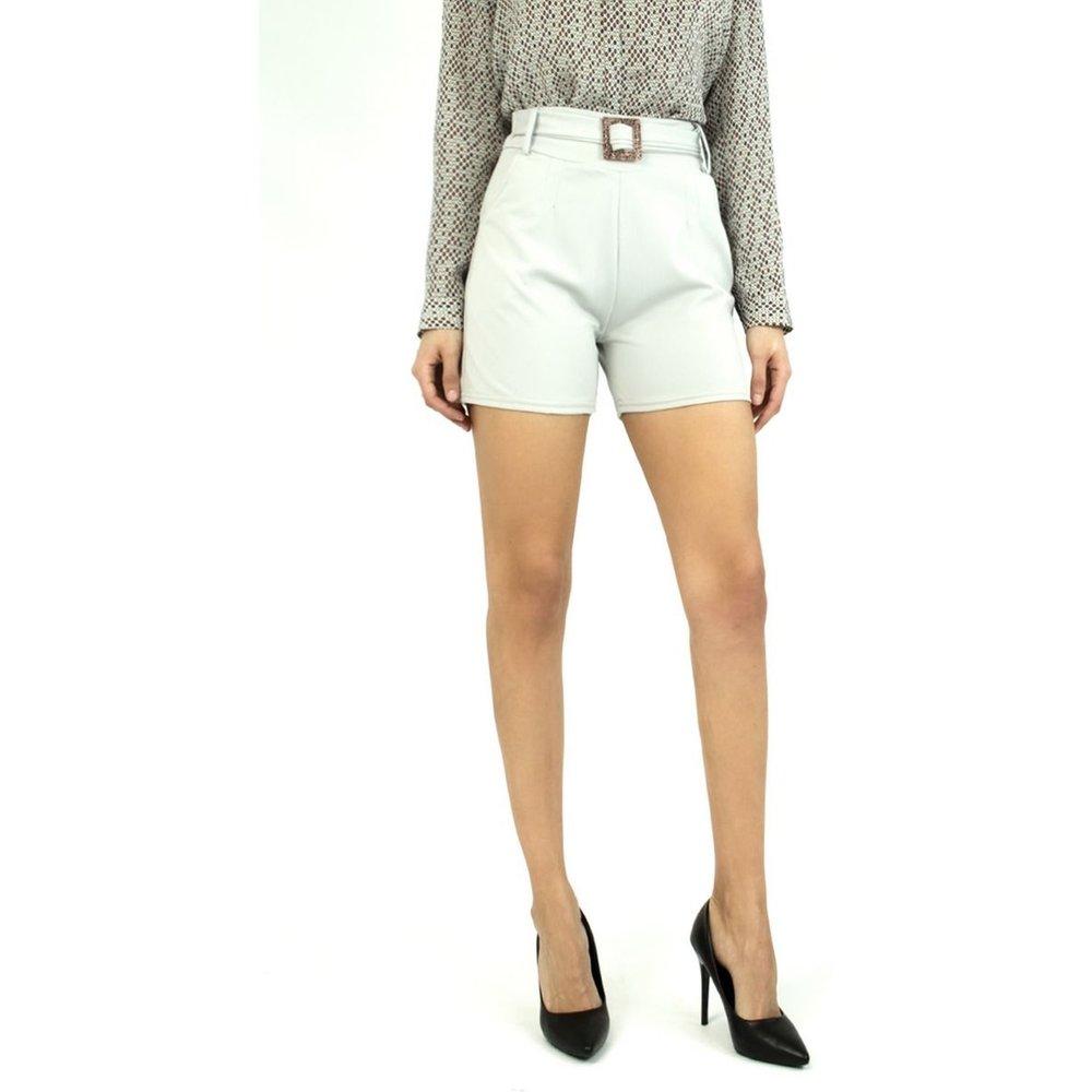 Short avec ceinture - KEBELLO - Modalova