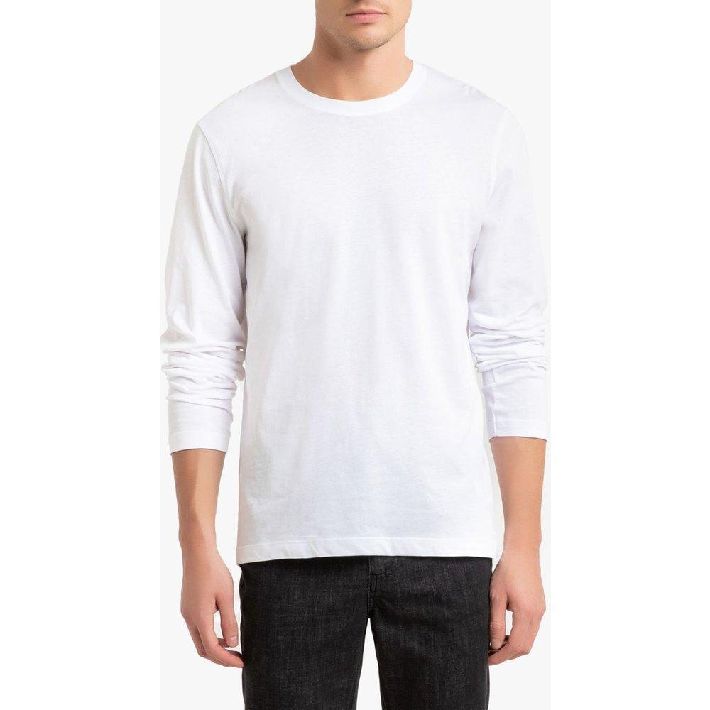 T-shirt manches longues en coton, Théo - LA REDOUTE COLLECTIONS - Modalova