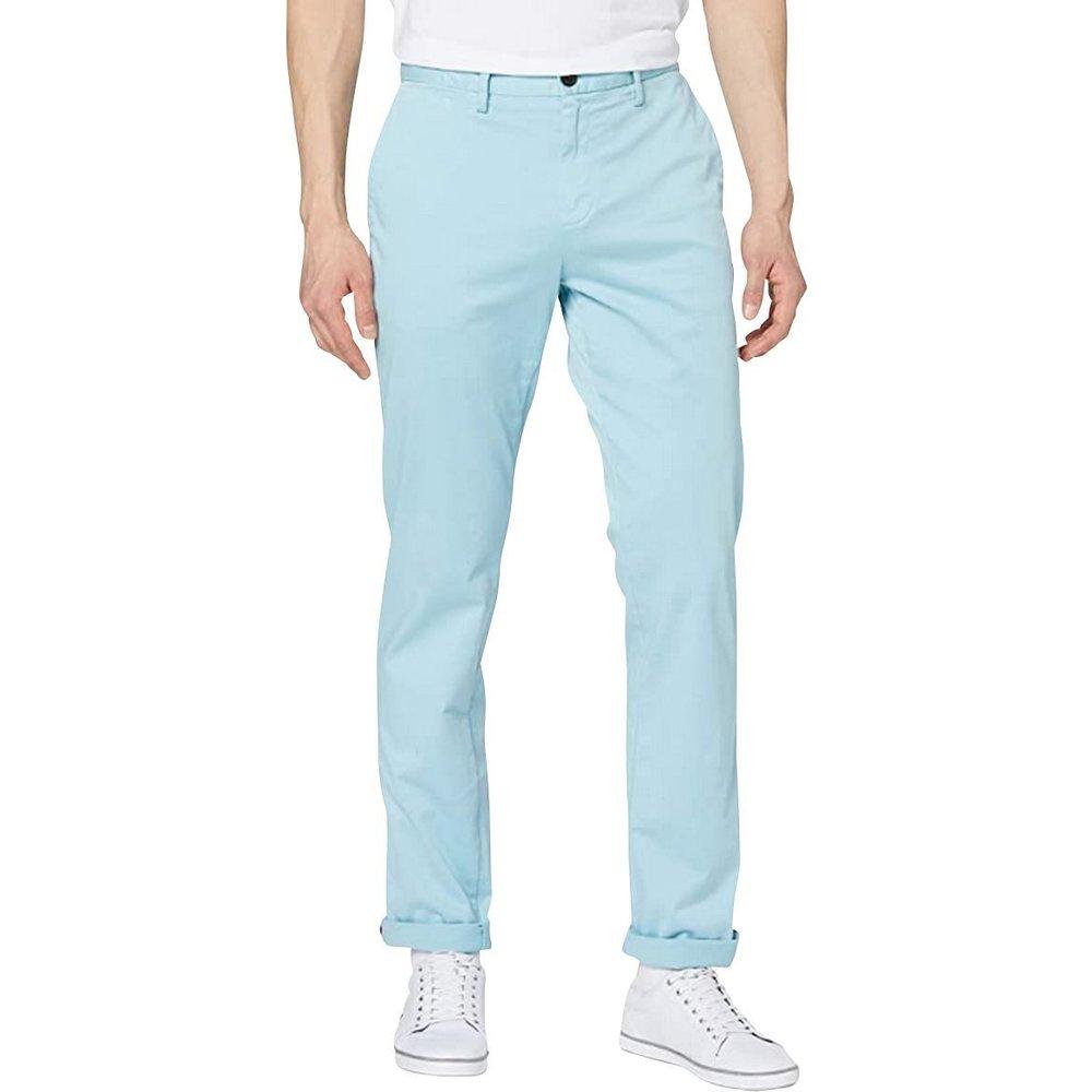 Pantalon chino droit - Tommy Hilfiger - Modalova