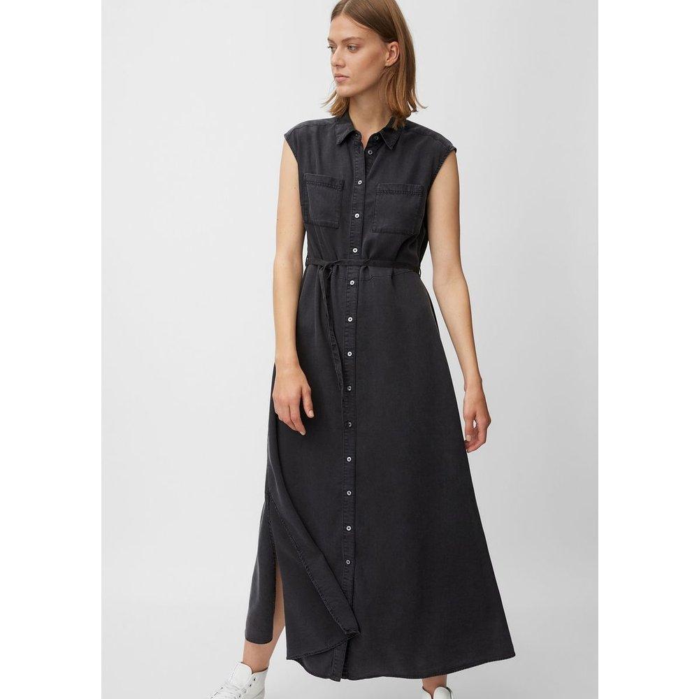 Robe-chemise maxi longueur en Tencel™ - Marc O'Polo - Modalova