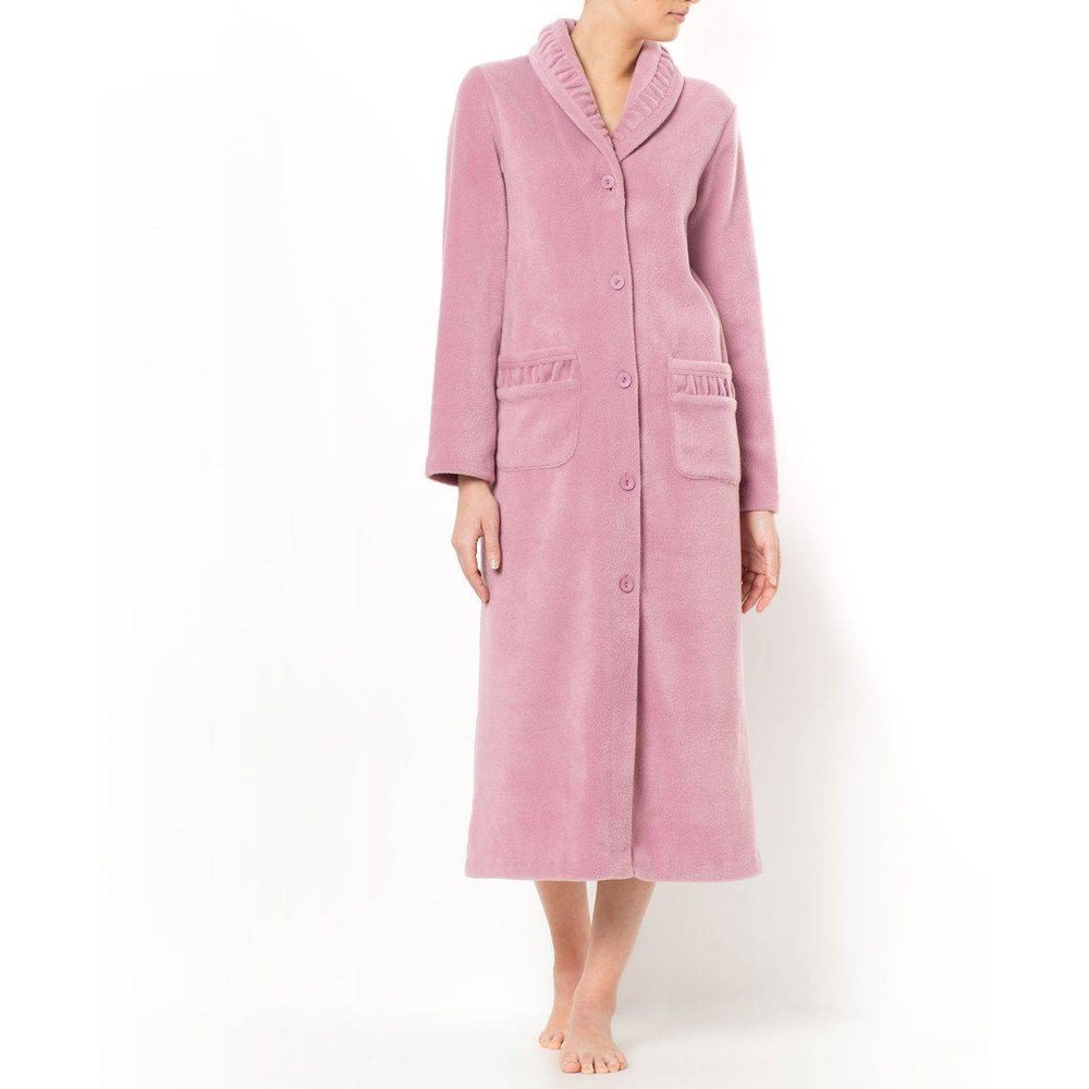 Robe de chambre en maille polaire - Anne weyburn - Modalova