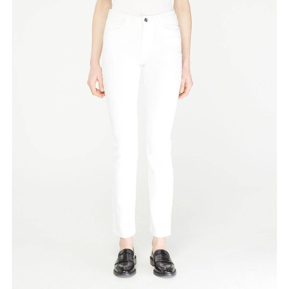 Jean Regular Denim - GALERIES LAFAYETTE - Modalova