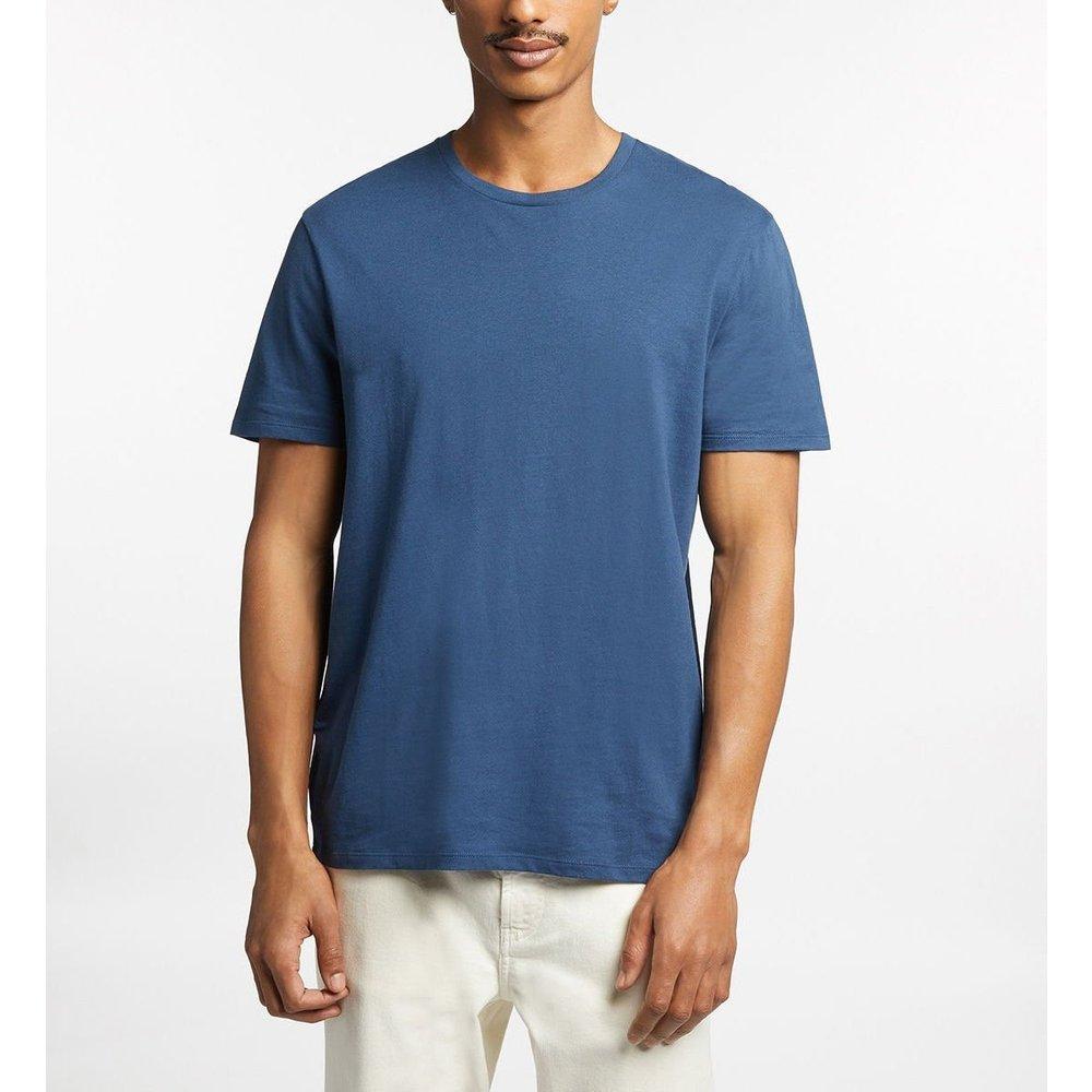 T-shirt Droit Rishron Coton - GALERIES LAFAYETTE - Modalova