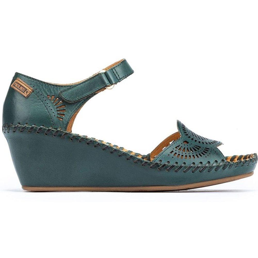 Sandales compensées en cuir MARGARITA 943 - Pikolinos - Modalova