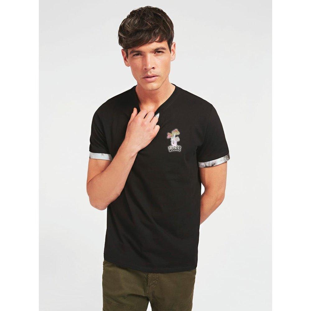 T-Shirt Empiecement - Guess - Modalova