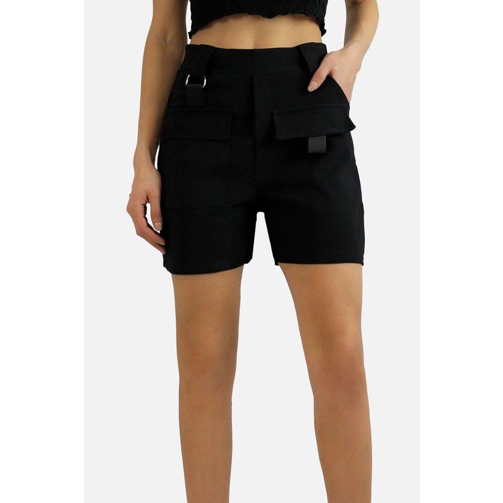 Short à poches latérales - KEBELLO - Modalova