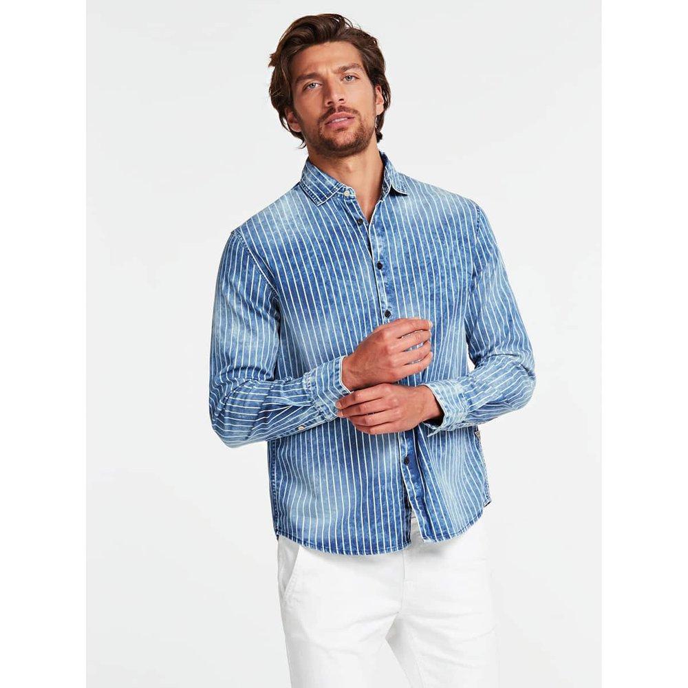 Chemise Jeans Classique - Guess - Modalova