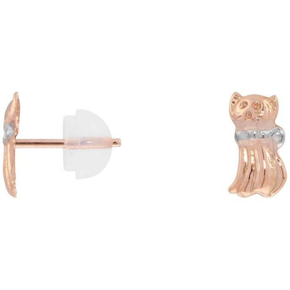 Boucles d'oreilles en Or 375/1000 - CLEOR - Modalova