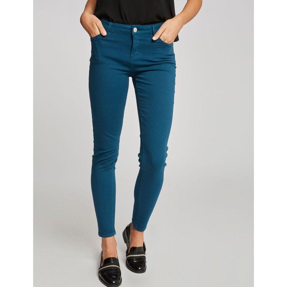 Pantalon skinny taille standard 5 poches - Morgan - Modalova
