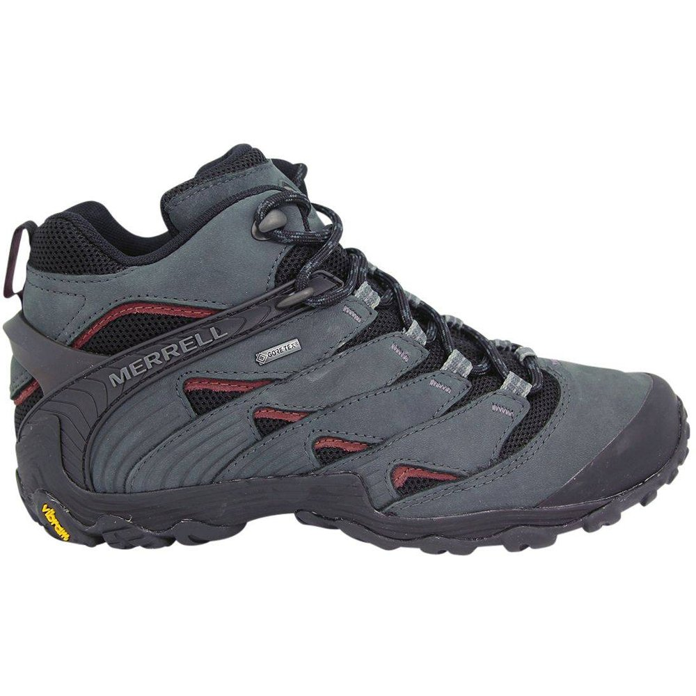 Chaussures randonnée Cuir CHAM 7 GORETEX - Merrell - Modalova