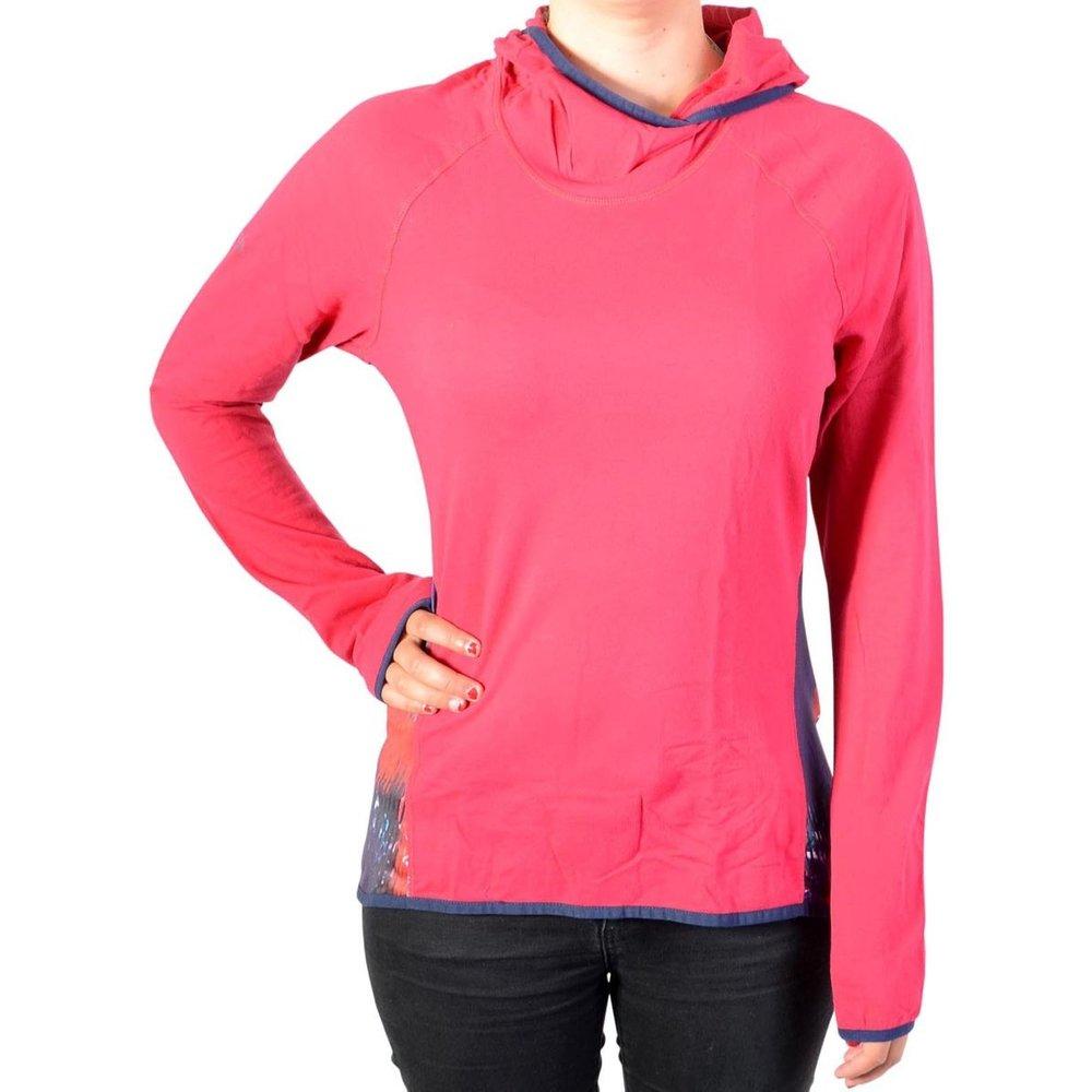Tee Shirt Manche Longue Long SL Night Garden Rojo - Desigual - Modalova