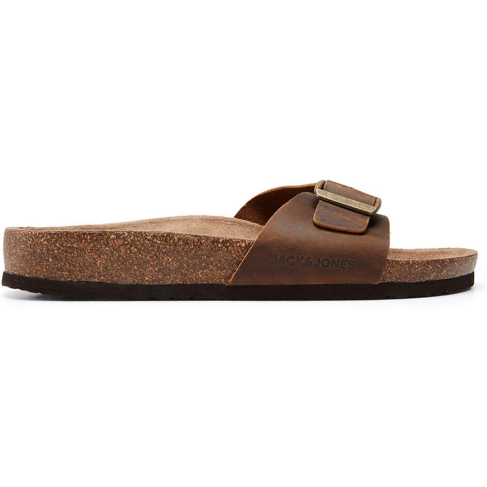 Sandales en cuir Jfwsheldon - jack & jones - Modalova