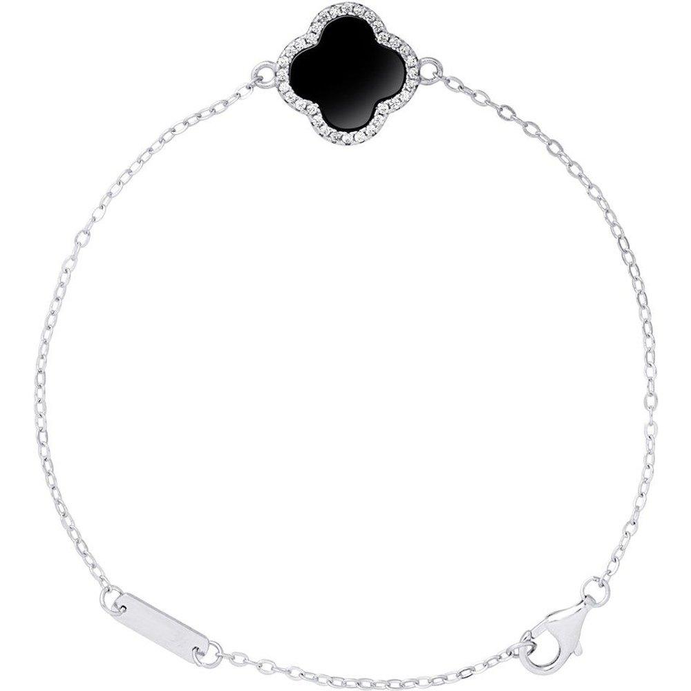 Bracelet argent ELENA - LOVA - LOLA VAN DER KEEN - Modalova