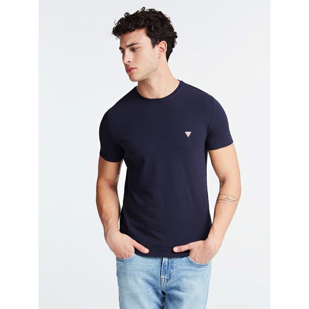 T-Shirt Ras-Du-Cou - Guess - Modalova
