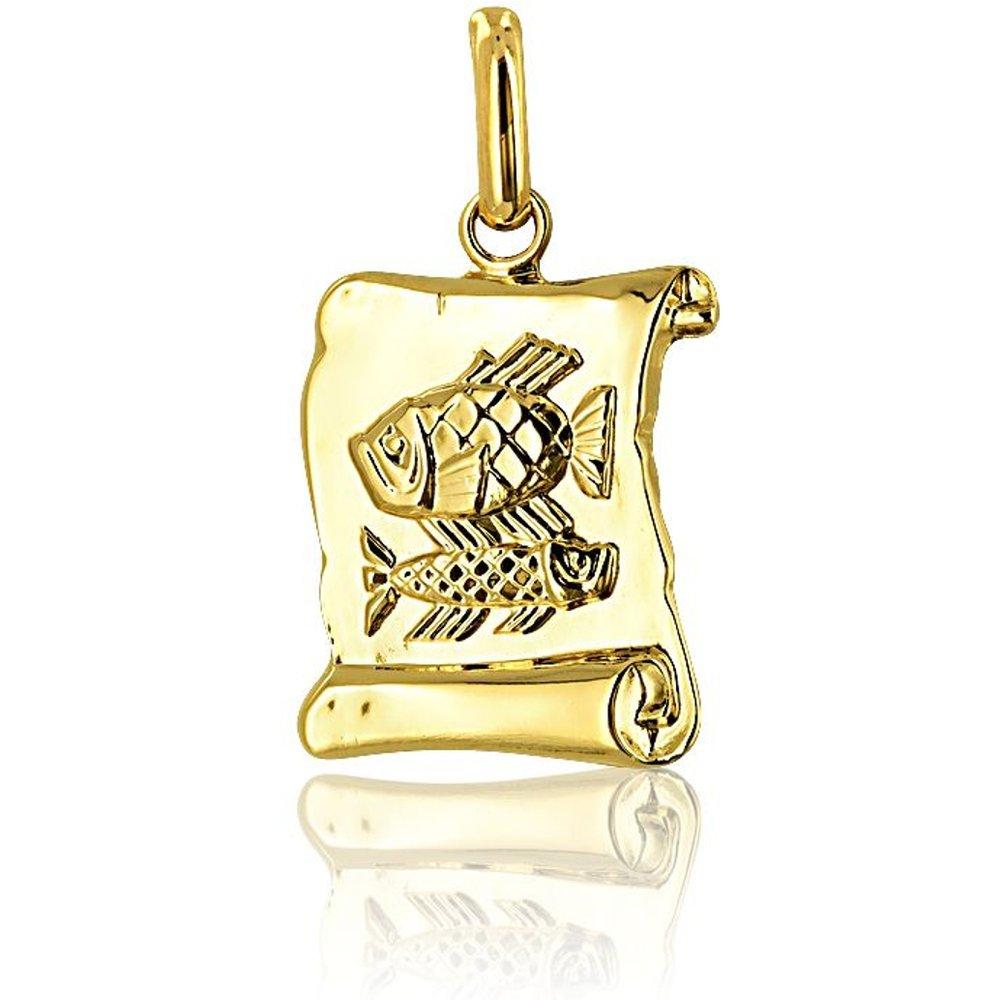 Médaille en Plaqué Or - CLEOR - Modalova