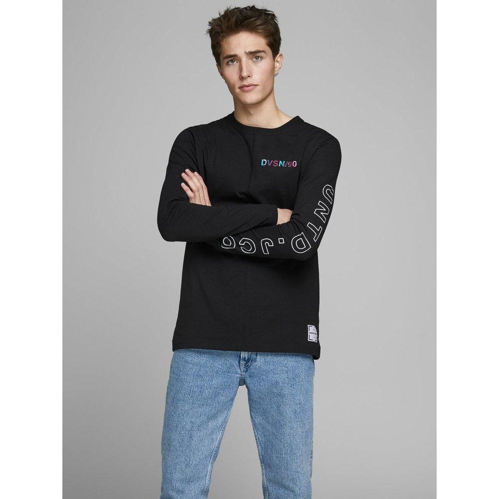 T-Shirt Imprimé DVSN - jack & jones - Modalova