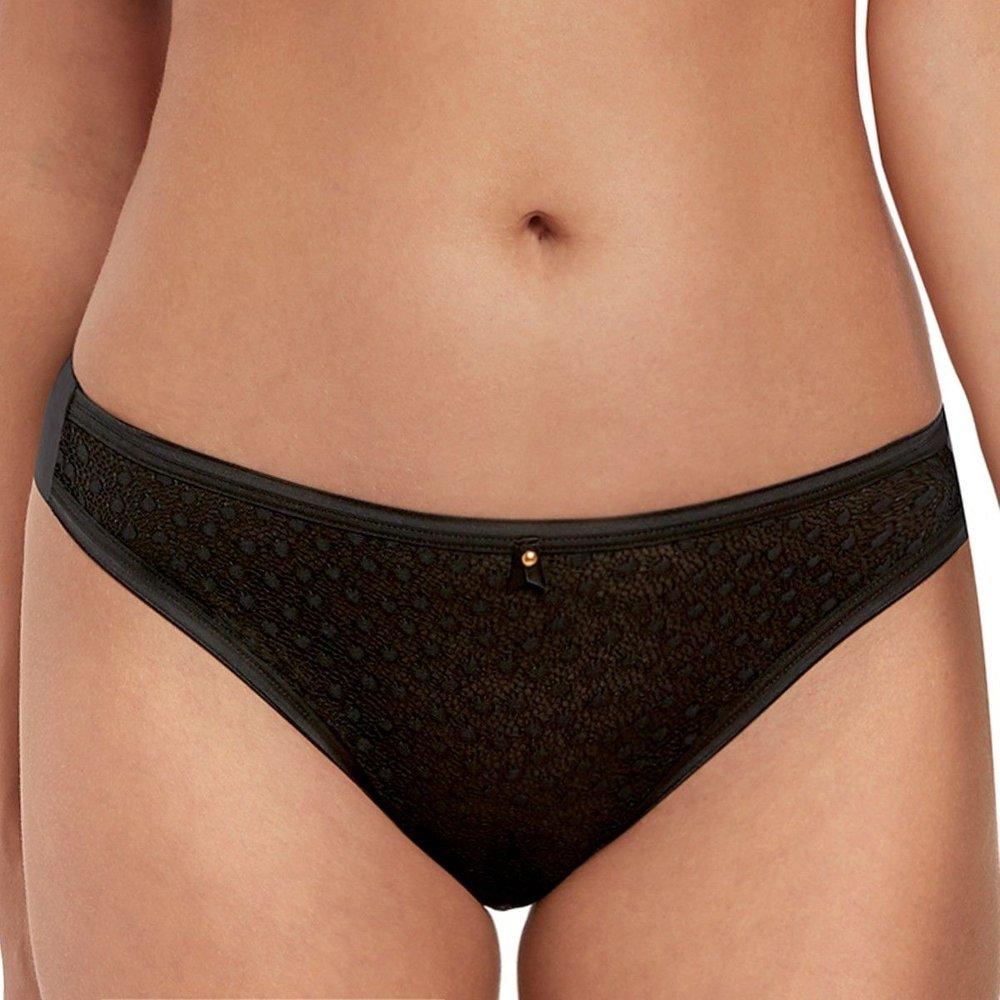 Culotte brésilienne dentelle à pois dos sans coutures Starlight - Freya - Modalova