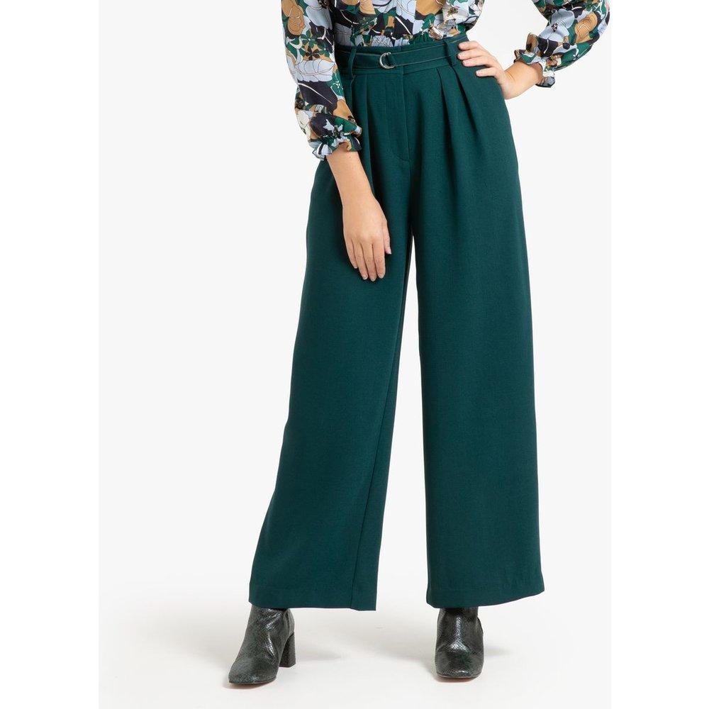 Pantalon à pinces fluide - SAMSOE AND SAMSOE - Modalova