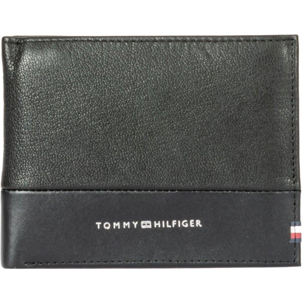 Portefeuille italien Flap & Coin - Tommy Hilfiger - Modalova