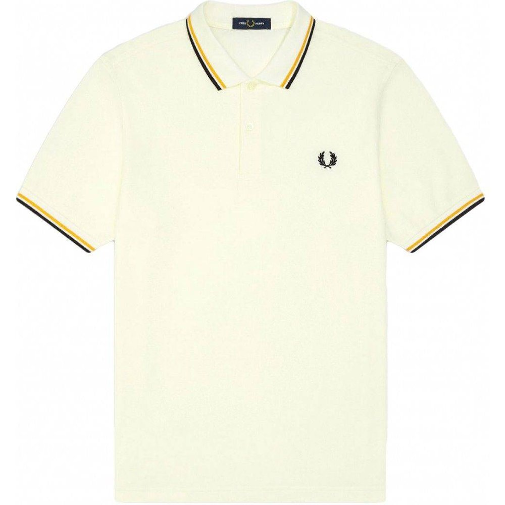 Polo TWIN TIPPED FRED PERRY SHIRT - Fred Perry - Modalova